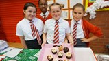 Macmillan coffee afternoon success