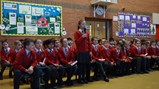 Christmas carol concert are a hit!